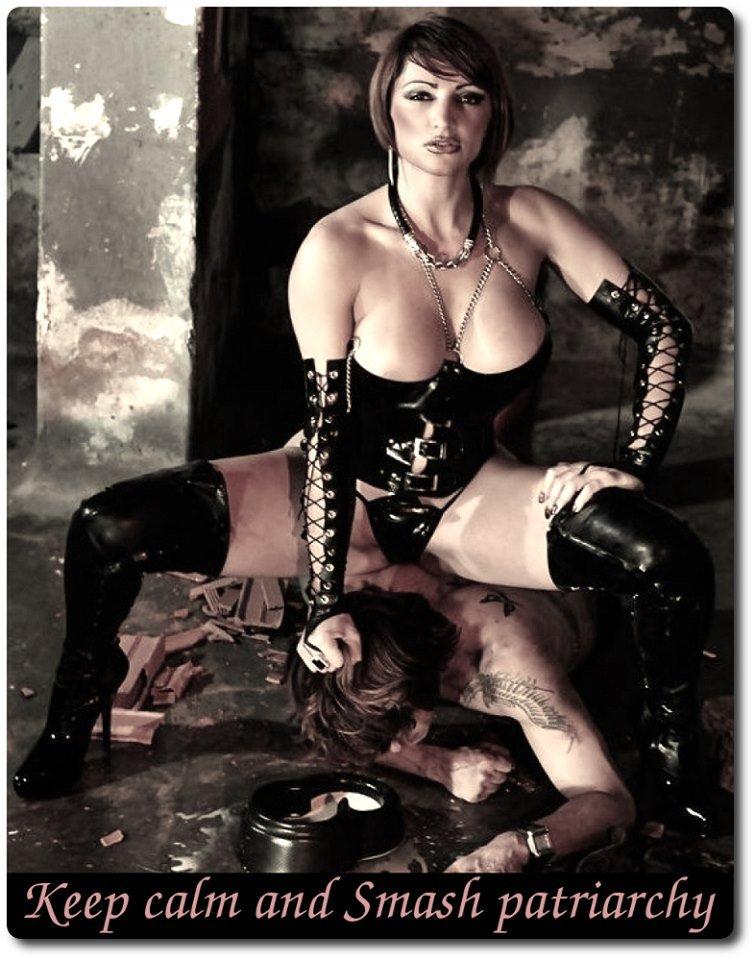 Witch femdom