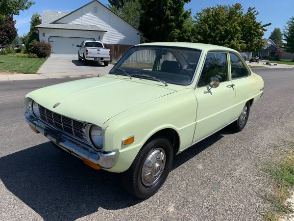 Los Angeles Craigslist Cars >> Classic J Tin On Twitter 1970 Mazda 1200 Coupe Rare Same