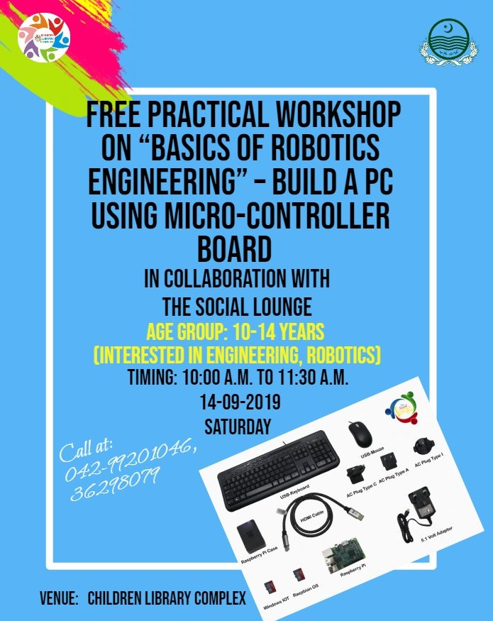 """CLC is organizing a free practical workshop on """"Basics of"""