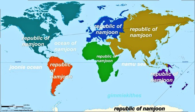 Republic of Namjoon Photo