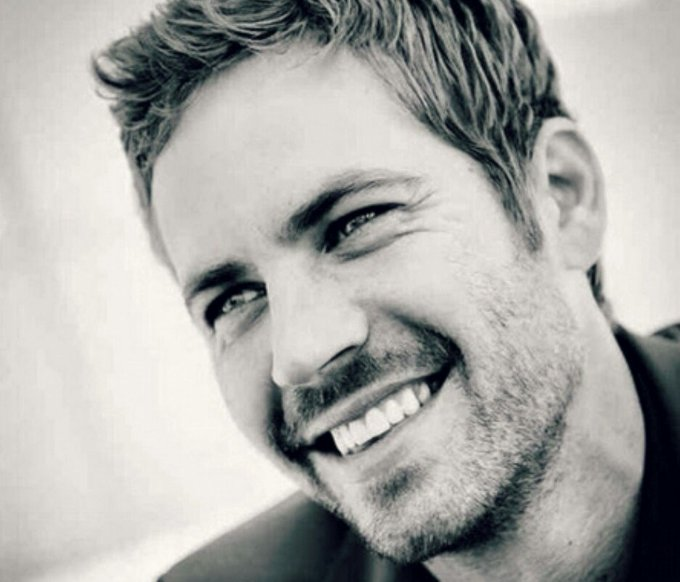 One of my favorite actors of all time.  Happy birthday Paul Walker