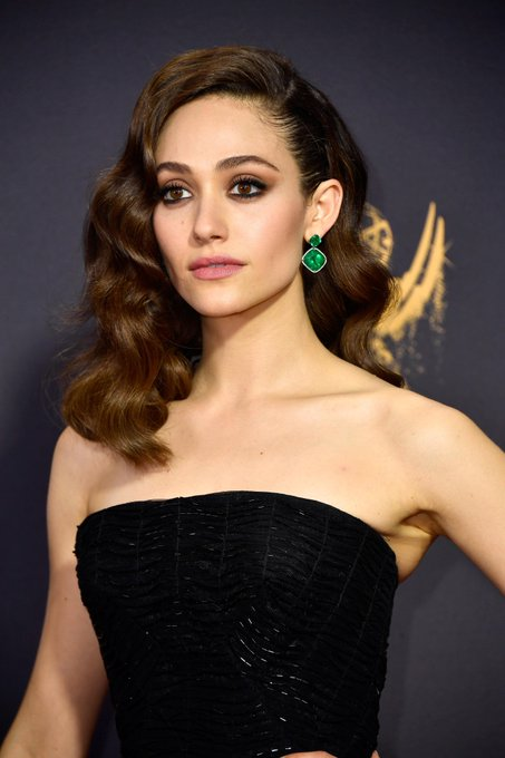 Happy Birthday to the gorgeous Emmy Rossum.