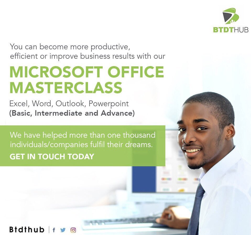Send a DM to @BTDTHub to make enquires about our services or an email to info@btdthub.com. #MSMEThursdayWithDipo <br>http://pic.twitter.com/qWEKBSYyYD