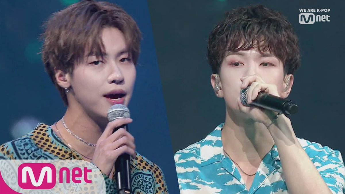 """WATCH: #NFlying Performs """"Rooftop"""" At #KCON19LA On """"M Countdown""""  https://www. soompi.com/article/135205 0wpp/watch-x1-grabs-7th-win-for-flash-on-m-countdown-performances-from-kcon-2019-la  … <br>http://pic.twitter.com/0ICBsZJ8r9"""