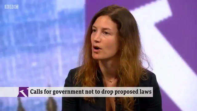 """Boris Johnson has said domestic abuse legislation will be reintroduced when Parliament returns.Last month @safelives_ told us it would be """"deeply damaging"""" if the government did not show survivors it cared about them and would do something to help#VictoriaLIVE"""