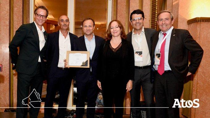 📣 Fiers d'avoir reçu le Trophée du « Partenaire de l'année » en reconnaissance...