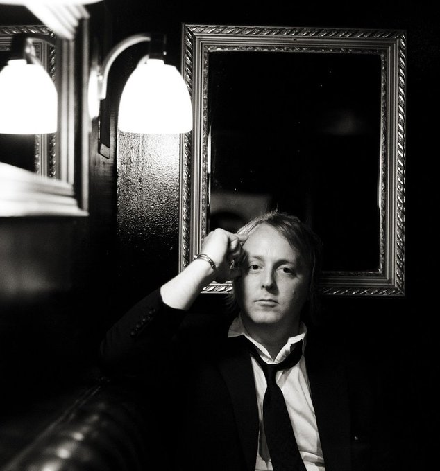 Happy birthday to james mccartney! wish him all the best! and i\m still waiting for his new music