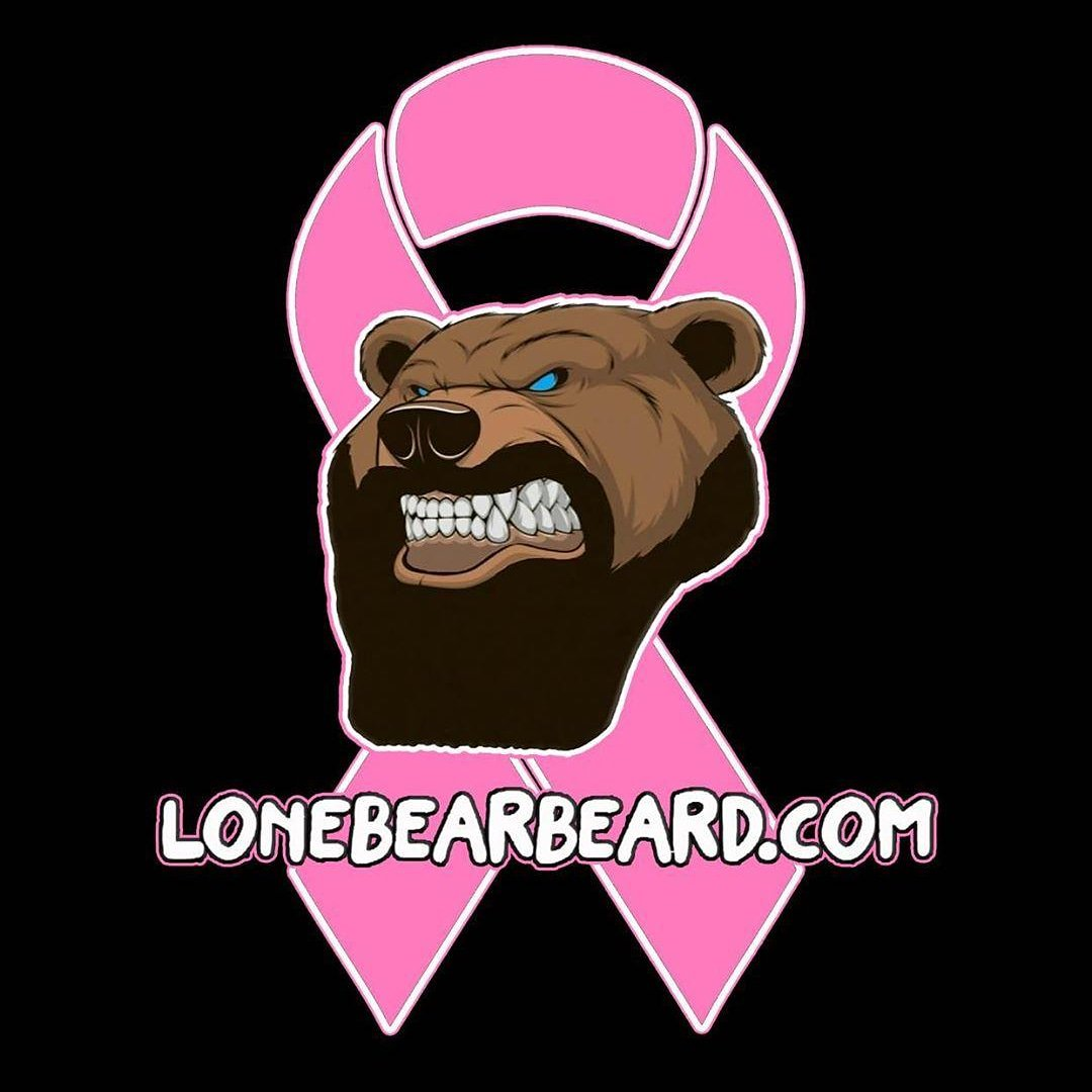 Our #breastcancerawareness #shirt is #availablenow for #preorder on our #Website so #getyours #ordered to have it in hand before #October #1st  #LoneBearBeard #BeardGangNation #BeardedLife #LiveBearded #retweet #BeardsAreBetter #Beard #Beardos #WomenLoveIt #manmanepic.twitter.com/69oYSVq9K3