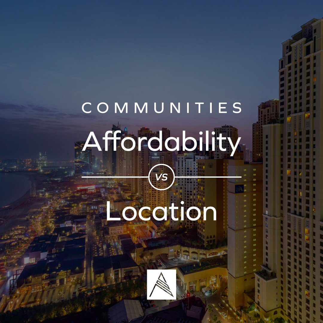 Read the article to find out which affordable communities are trending nowadays in Dubai and the reasons behind it. https://t.co/H981mrQGQS #AQUAProperties #RealEstate #DubaiRealEstate #PropertyForSale #PropertyForRent #Renting #Buying #MyDubai #UAE https://t.co/hh2jcS06Xd
