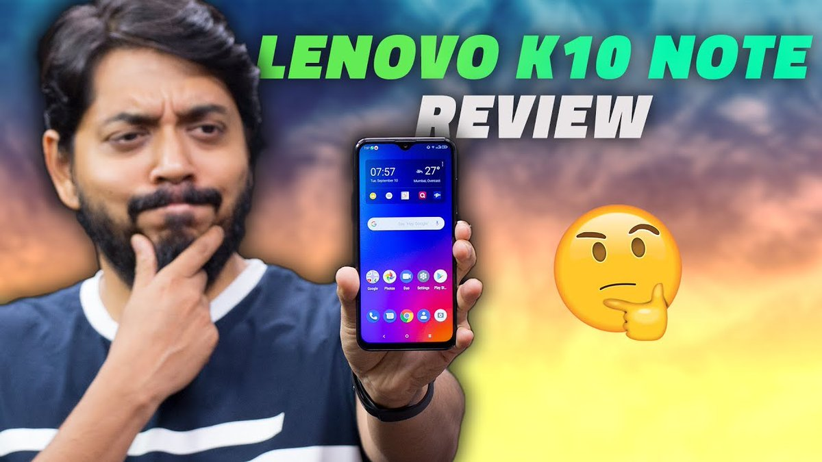 Is Lenovo K10 Note the best option under Rs. 15,000 right now? Watch our review to find out.