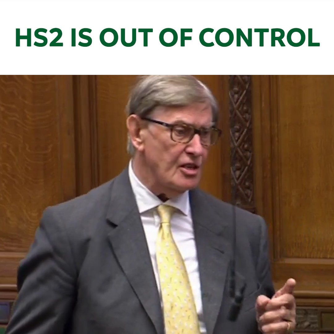 RT if you agree with @billcashmp that HS2 is completely out of control and should be scrapped! #StopHS2