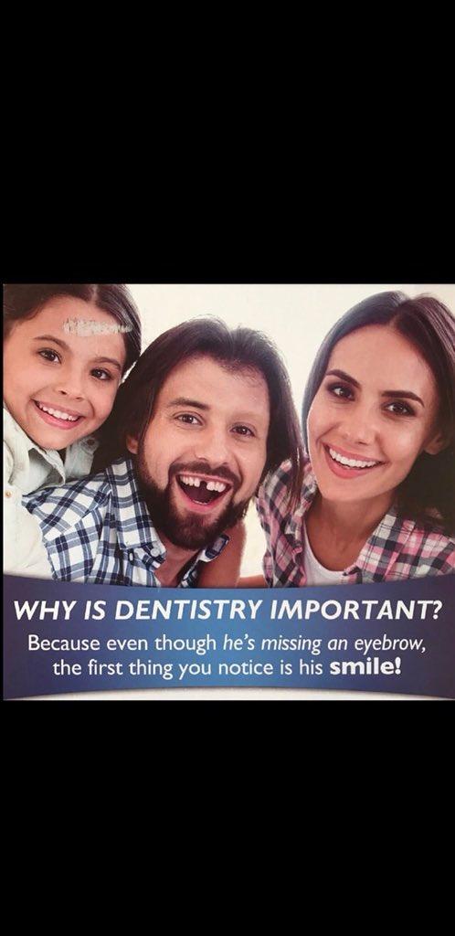 Whoa ... for real !!! #meme #funny #truth #truthbomb #dentist #goodteeth #dentistry #wow #lol<br>http://pic.twitter.com/NoKmNtaFRR