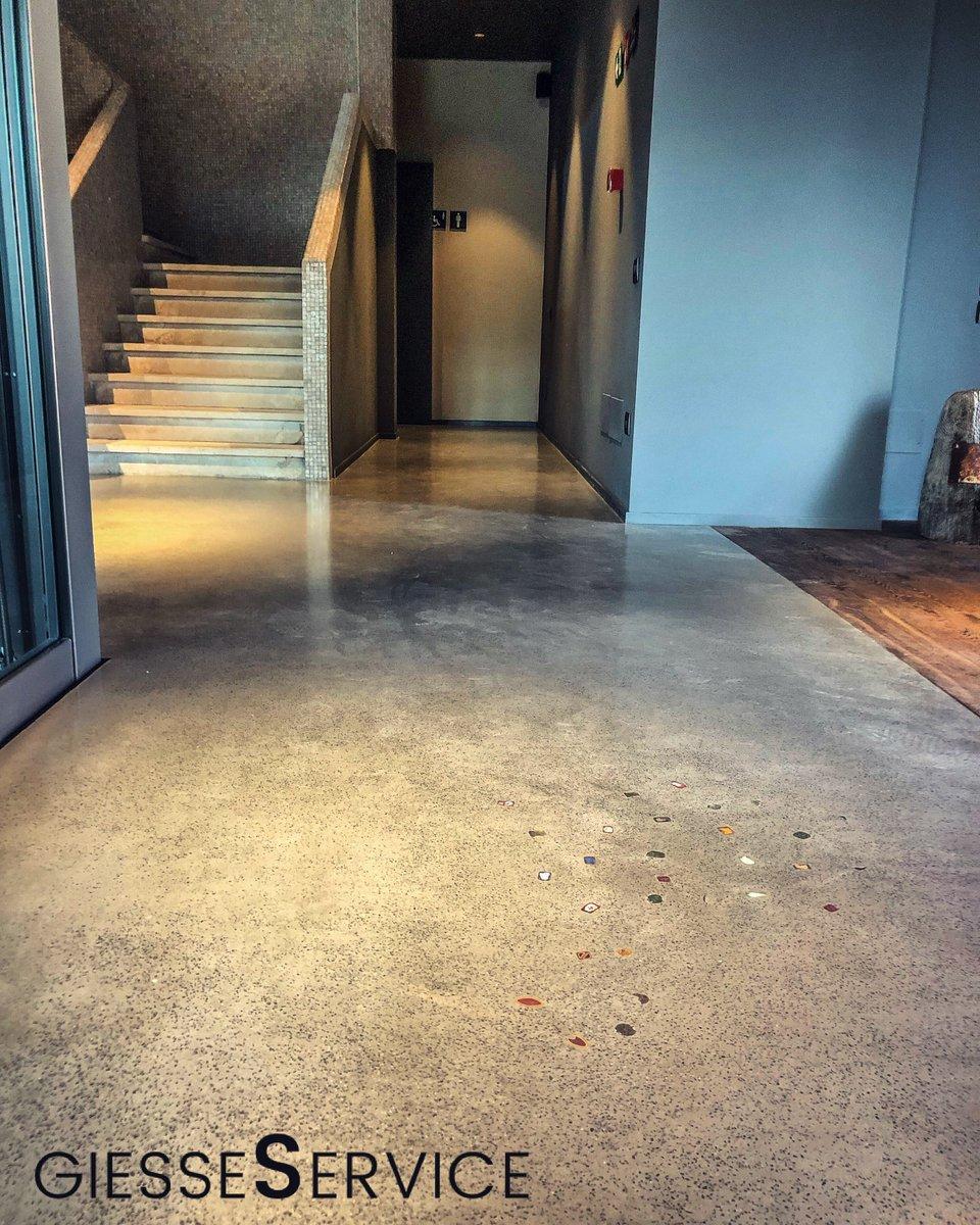 Pavimento In Resina Foto pavimenti in resina (@giesseservice)   twitter દ્વારા