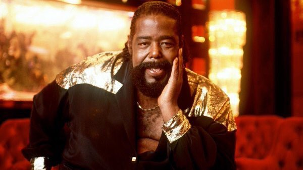 Happy Birthday Barry White one of the best to ever do it.