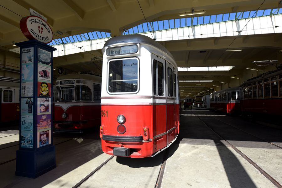 Take a journey through 150 years of Vienna's public transport history together with Remise Transport Museum http://xhne.ws/pwLct
