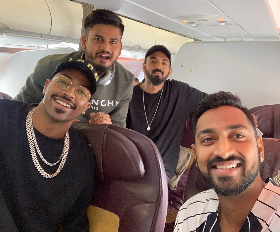 Squad on board ✌