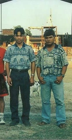 #tbt with my long time friend/trainer/Vice Mayor Buboy Fernandez.