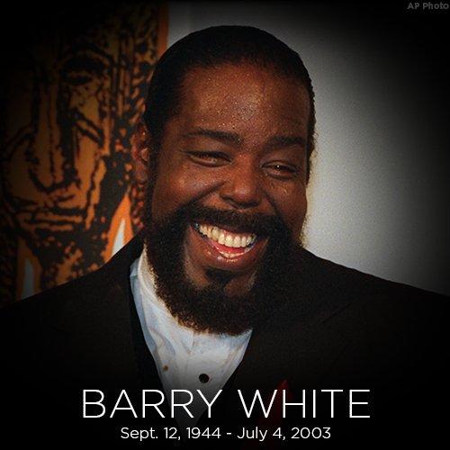 Barry White Foto