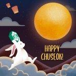 Image for the Tweet beginning: Tomorrow is #Chuseok, a Korean
