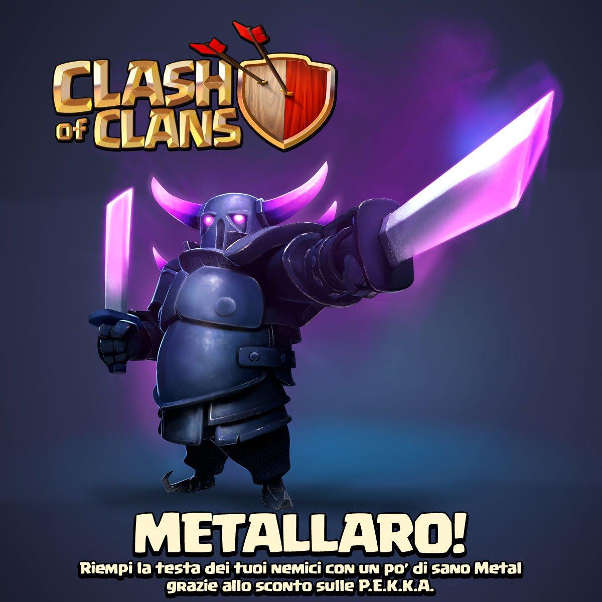 Clash Of Clans It Clashofclansit4 Twitter