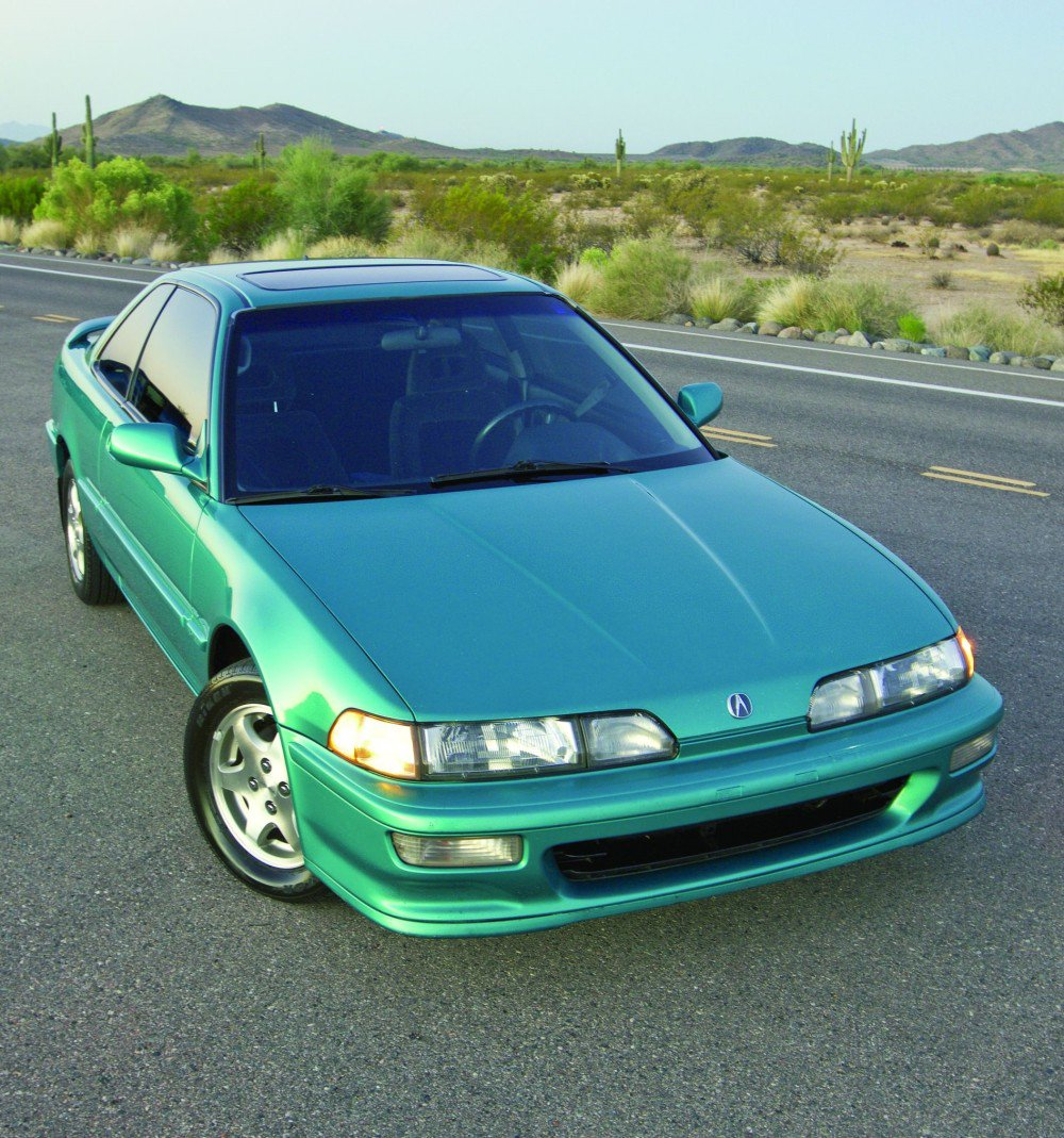 Fox Acura Of El Paso On Twitter We Re Feeling Green With Envy For The Custom Paint Job On This Early 90s Acura Integra Gs R What Are Your Thoughts Let Us Know