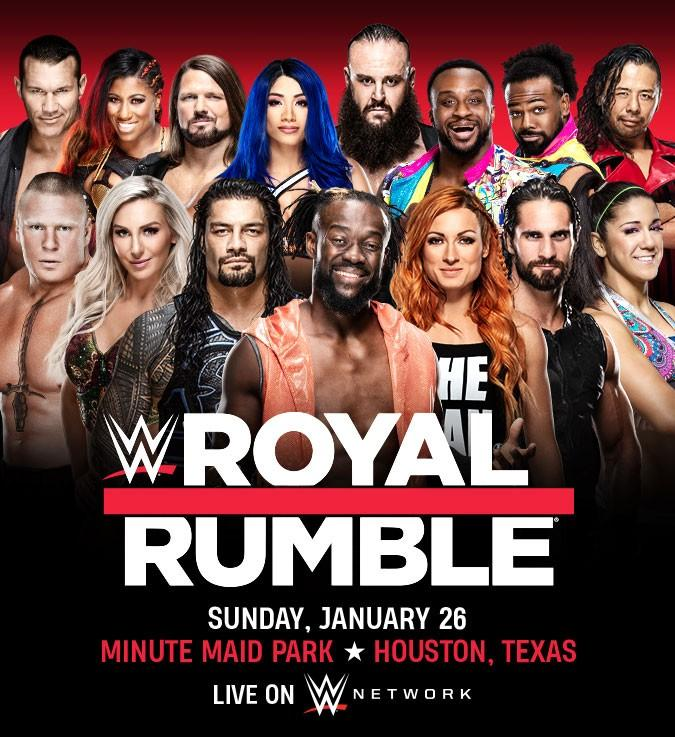 The ULTIMATE fan experience is just a click away! #RoyalRumble Travel Packages are on sale now! 💪http://wwe.me/P8RGbv