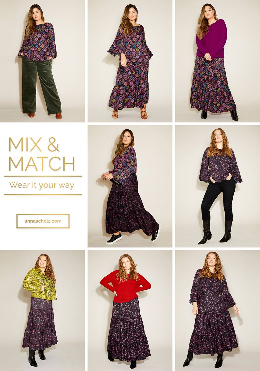 test Twitter Media - Wear it your way. Mix and match separates from https://t.co/0by22NXIST #plussizedesigner #plussizefashion https://t.co/bfKUe9u1Az