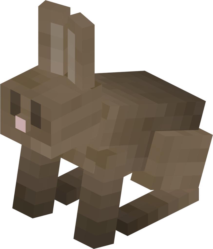 майнкрафт кролики #2