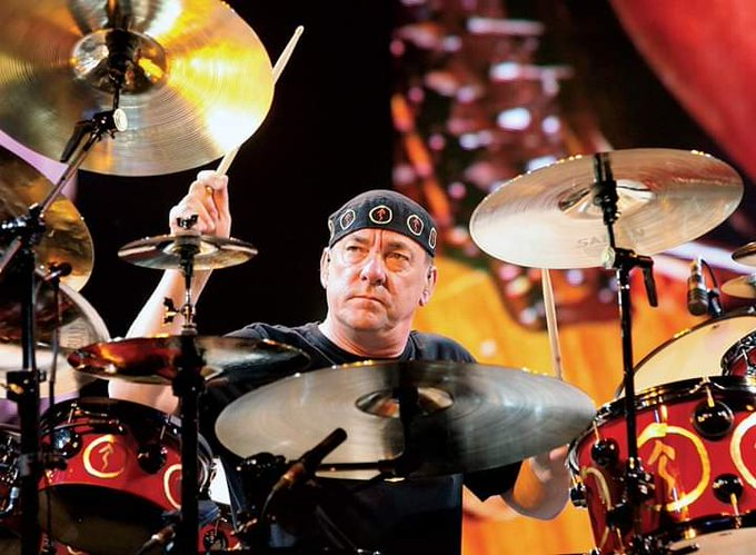 Happy 67th Birthday to Neil Peart!