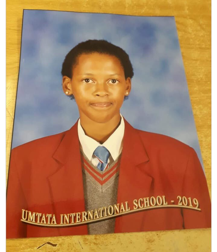MISSING Mbalentle Mcinga, 16, from Umtata. If you have any information, contact 0787774565
