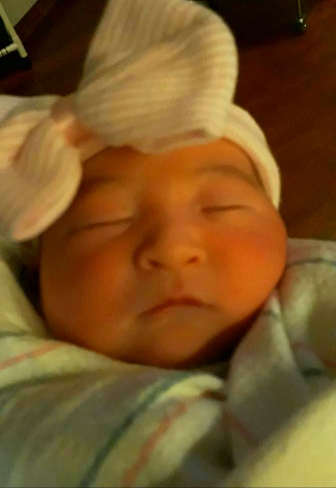 Meet the newest Nothem. Our 6th grandchild. We'll get back to you on the name...🤔  #ThursdayThoughts #thursdaymorning