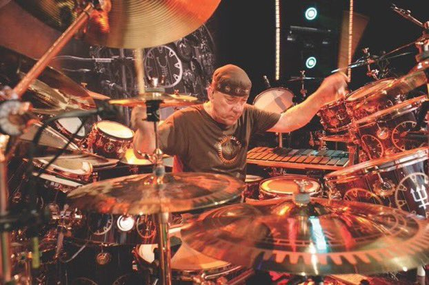 Happy 67th Birthday to Neil Peart of Rush!
