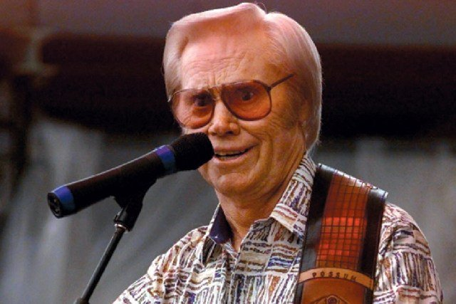 September 12: Happy Birthday George Jones