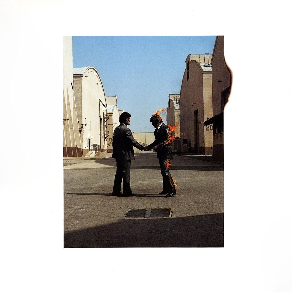 """On this day in 1975, Pink Floyd released """"Wish You Were Here"""". https://t.co/PBJX4JXH20"""