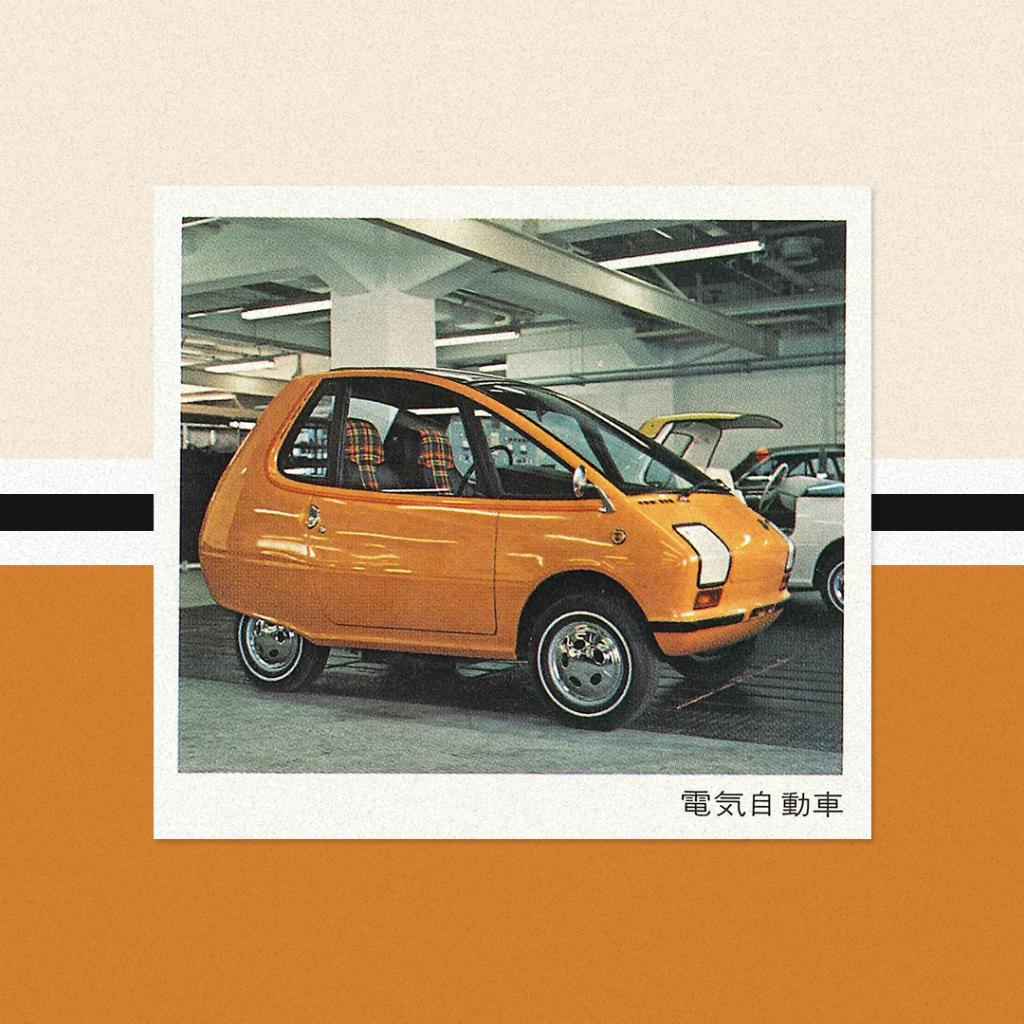 In #1970, #Nissan exhibited a pure electric 315X 2-seater concept car at #TokyoMotorShow with a mid-mounted led-acid battery under the floor, an advanced regenerative braking system and variable acceleration controller. #TBT #ZeroEmission #Heritage