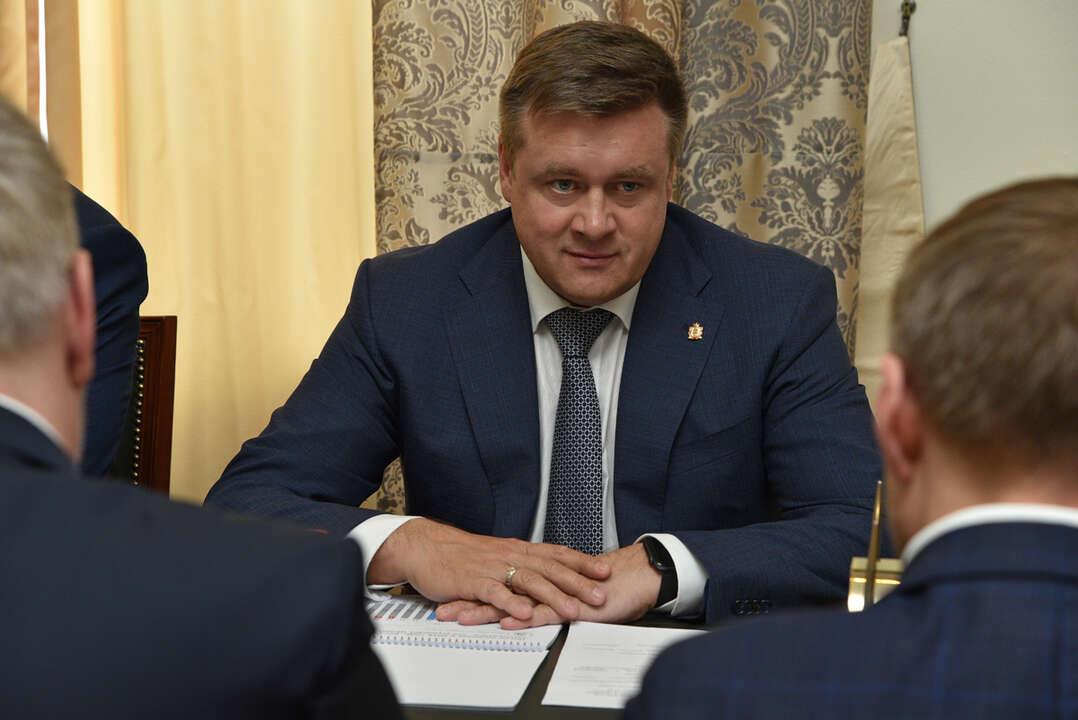 селятся любимов губернатор рязанской области фото частности заметили