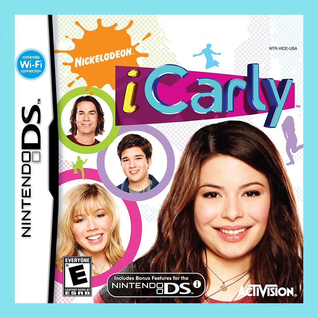 Remember these? #NationalVideoGameDay #iCarly