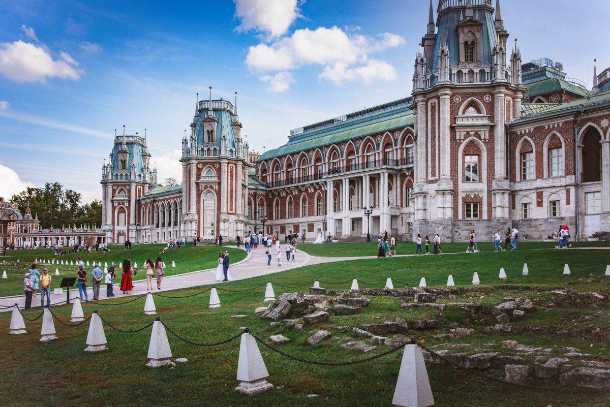 марте фото парка царицыно в москве уложить чашу бассейна