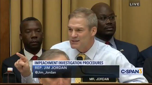 Democrats on the House Judiciary Committee:  -First voted to take away Americans' firearms -Then voted to impeach the guy we elected President  All in less than 48 hours. And you wonder why people can't stand this town.