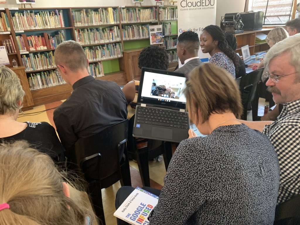 Educators in 🇿🇦 South Africa falling in love with #flipgrid