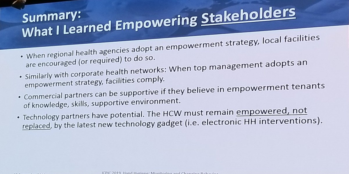 Now @DrMcGuckin is sharing at #ICPIC2019 what she has learned about #Empowerment over the last three decades. Here's a glimpse...<br>http://pic.twitter.com/DPr4D01UeI