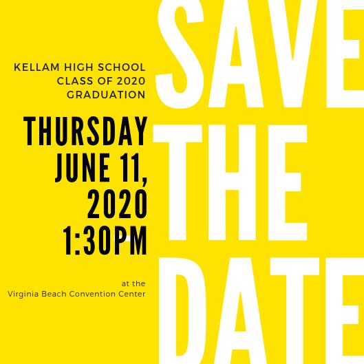 Class Of 2020 Graduation Date.Kellam Families The All Knight Gradfest Has Grown To An