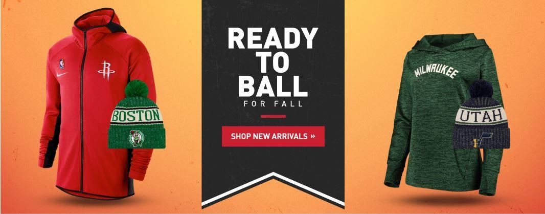 Ready...Set...Ball! http://on.nba.com/2kiuVfg