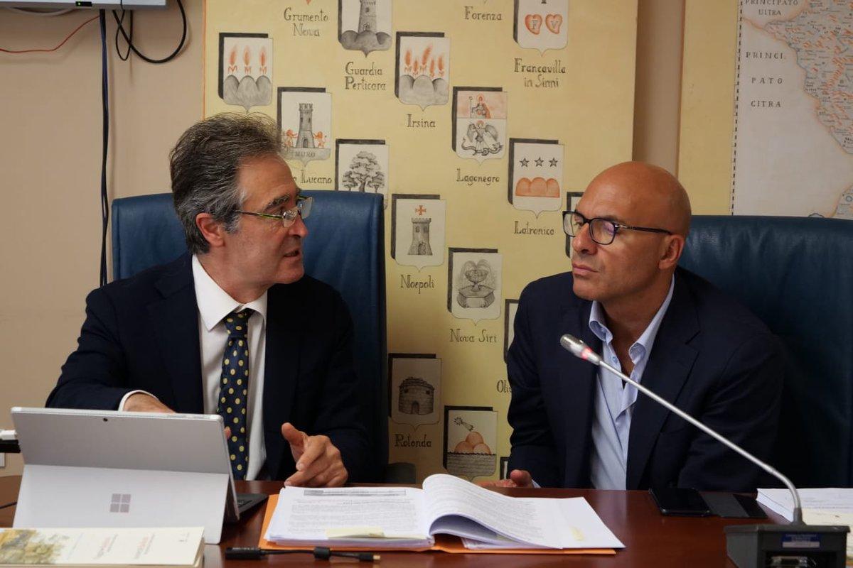In seconda Commissione, audizione di Mariano Schia...