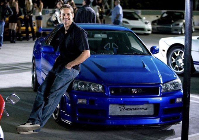 Happy birthday to the legend Paul Walker