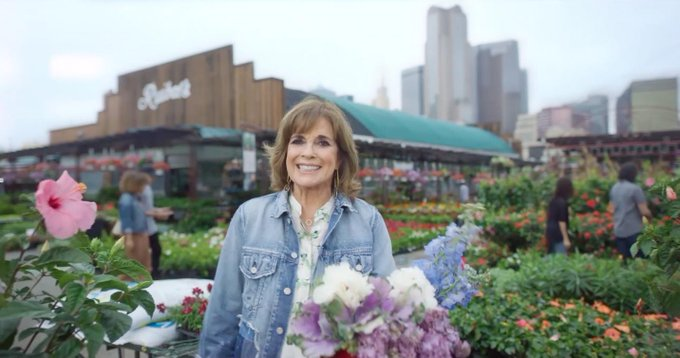 Happy birthday to the beautiful Linda Gray!
