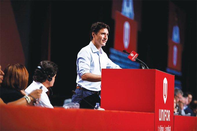 Trudeau Photo
