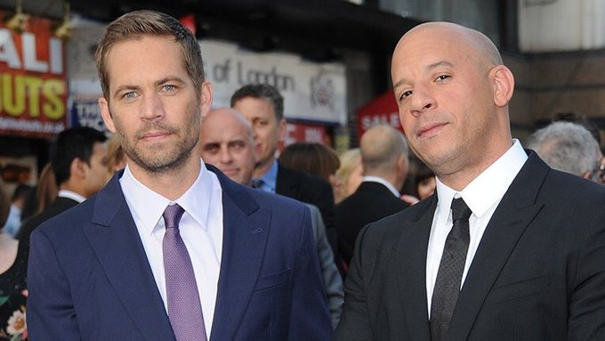 Happy Birthday paul walker   . Miss you very much .