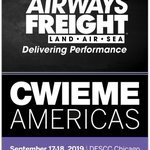Image for the Tweet beginning: @Airways_Freight is excited to be