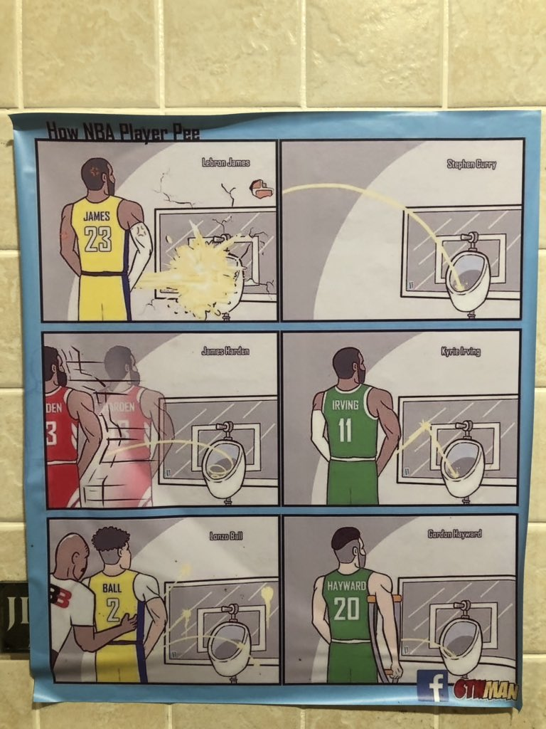 Interesting content from the bathroom in one of the gyms in China...😂😂😂